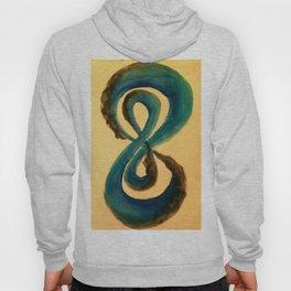 Double Infinity Wave Hoody