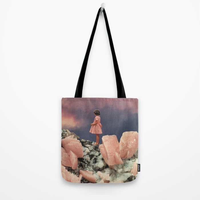 ROSE QUARTZ Tote Bag