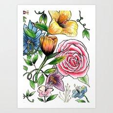 VRTree Art Print