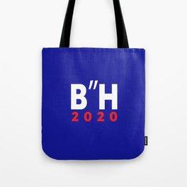 "B""H Biden Harris 2020 LOGO JKO Tote Bag"