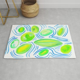 Creative Expression 15 | Abstract Shapes Drawing | Abstract Shapes Art| Watercolor Painting | Rug
