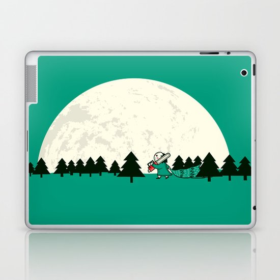 Christmas fell on Wednesday that year Laptop & iPad Skin