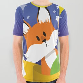 Little Prince All Over Graphic Tee