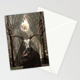 Doomed in November Stationery Cards