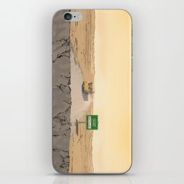 Now Leaving Sunnydale iPhone Skin