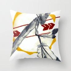 Spear 1 Throw Pillow