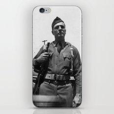 American Soldier iPhone & iPod Skin