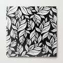 LEAVES IN BLACK AND WHITE by magic-dreams