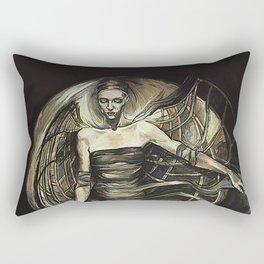 Fly - by Fanitsa Petrou Rectangular Pillow
