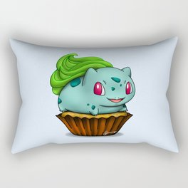 Bulba Cupcake Rectangular Pillow