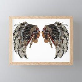 The Huntresses Framed Mini Art Print