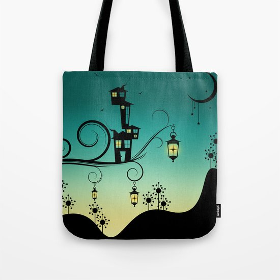 Good Night Little One. Tote Bag