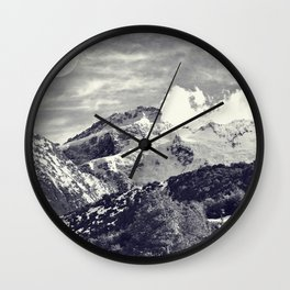 Pale Blue Dot Wall Clock