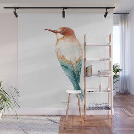 European bee-eater (Merops apiaster) - color Wall Mural