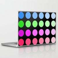 gradient Laptop & iPad Skins featuring Gradient by SnakeBees