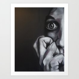 Diego Art Print
