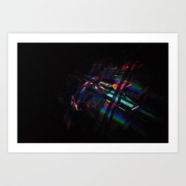 Untitled (Boulevard Clichy) Art Print