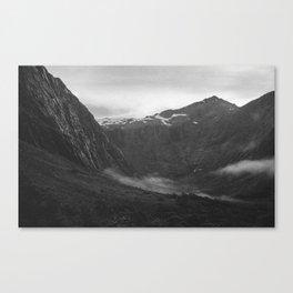 //02-08 CALM Canvas Print