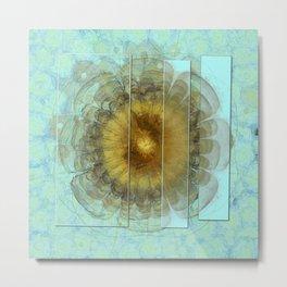 Extemporalness Truth Flower  ID:16165-122107-96941 Metal Print