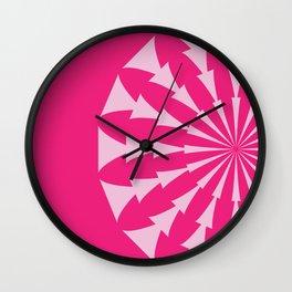 modcushion 9 Wall Clock