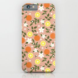 Laranjeira iPhone Case