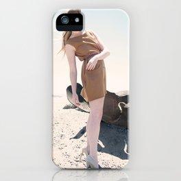 Sea Heels iPhone Case