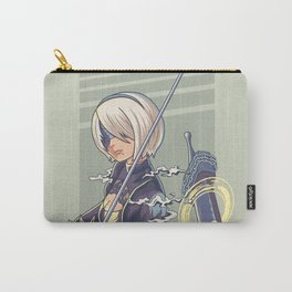 Nier Automata Carry-All Pouch