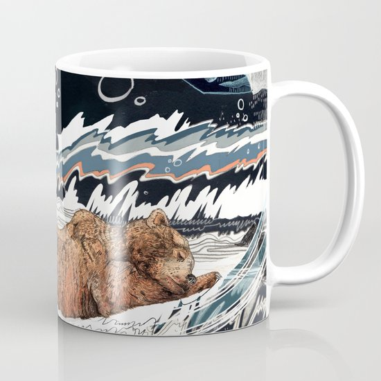Seconds Behind Mug