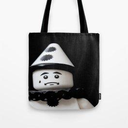 The Sad Sad Clown Tote Bag