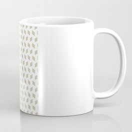rhombus bomb in tidal foam Coffee Mug