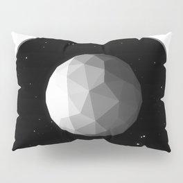 GeoMoon Pillow Sham