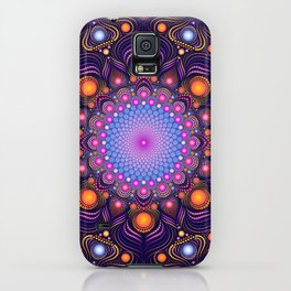 """""""Guardian"""" Mandala painting iPhone Case"""