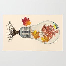 Fall (autumn) Rug
