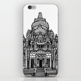 Candi Sewu iPhone Skin