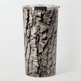 TEXTURES - Valley Oak Tree Bark Travel Mug
