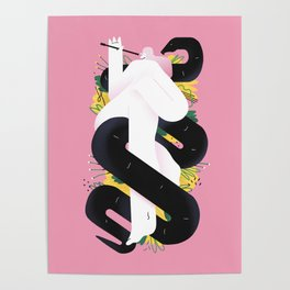 Snake Poster