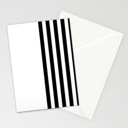MODERN (BLACK-WHITE) Stationery Cards