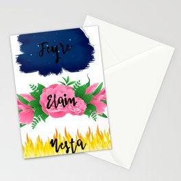 The Archeron Sisters Stationery Cards
