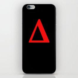 Delta  Δ iPhone Skin