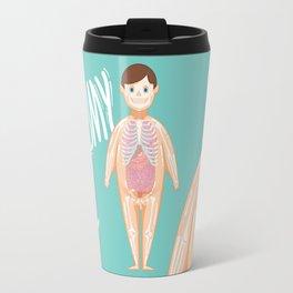 Anatomy Time Travel Mug