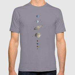 Planets (2017) T-shirt