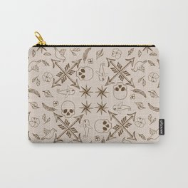 Where Are You Heading? Carry-All Pouch