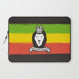 Rasta Lion Laptop Sleeve