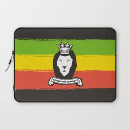 Rasta Lion Laptop Sleeve