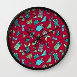 UNDERWEAR LOVE: Little Luxuries Wall Clock
