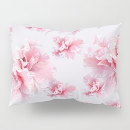 Pink Azalea Flower Dream #1 #floral #pattern #decor #art #society6 Pillow Sham
