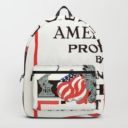 Are you 100% American Backpack