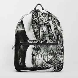 Concentric Sub-Levels Of Reality Backpack
