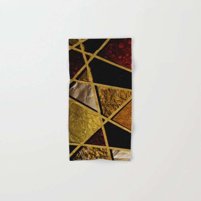 Abstract #468 Hand & Bath Towel