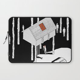 Hereditary by Ari Aster and A24 Studios Laptop Sleeve